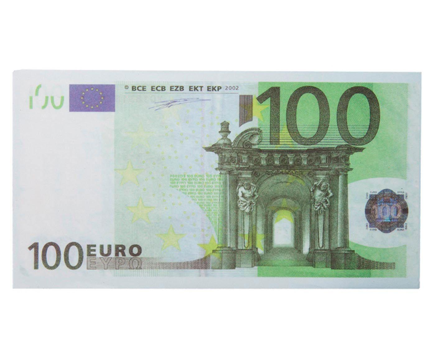 Bloco de Notas Euro | Westwing.com.br
