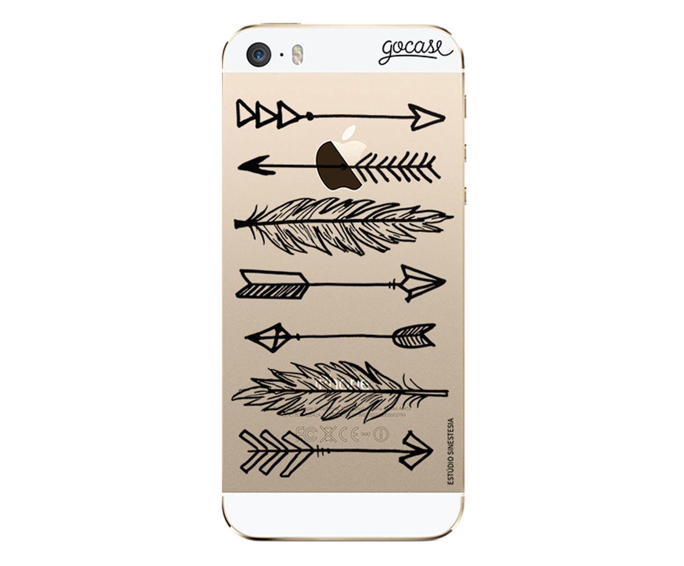 Case Uma Direção - Para iPhone 5/5S | Westwing.com.br