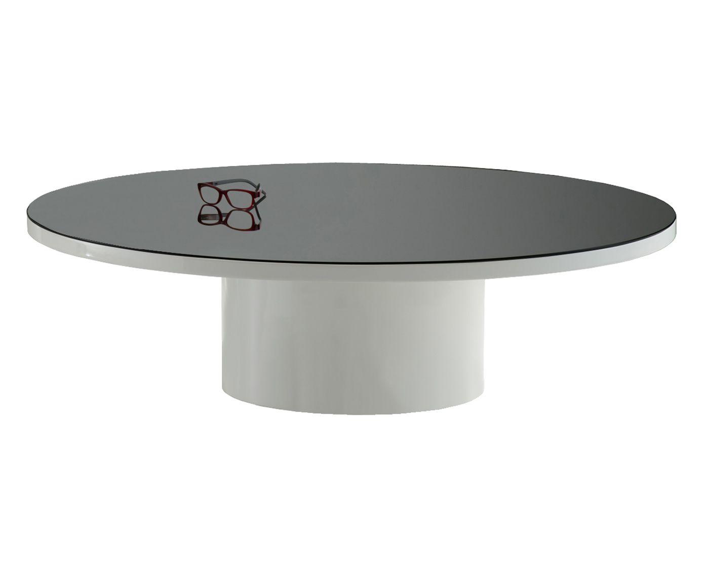Mesa de Centro Mastro Branca - 37cm | Westwing.com.br