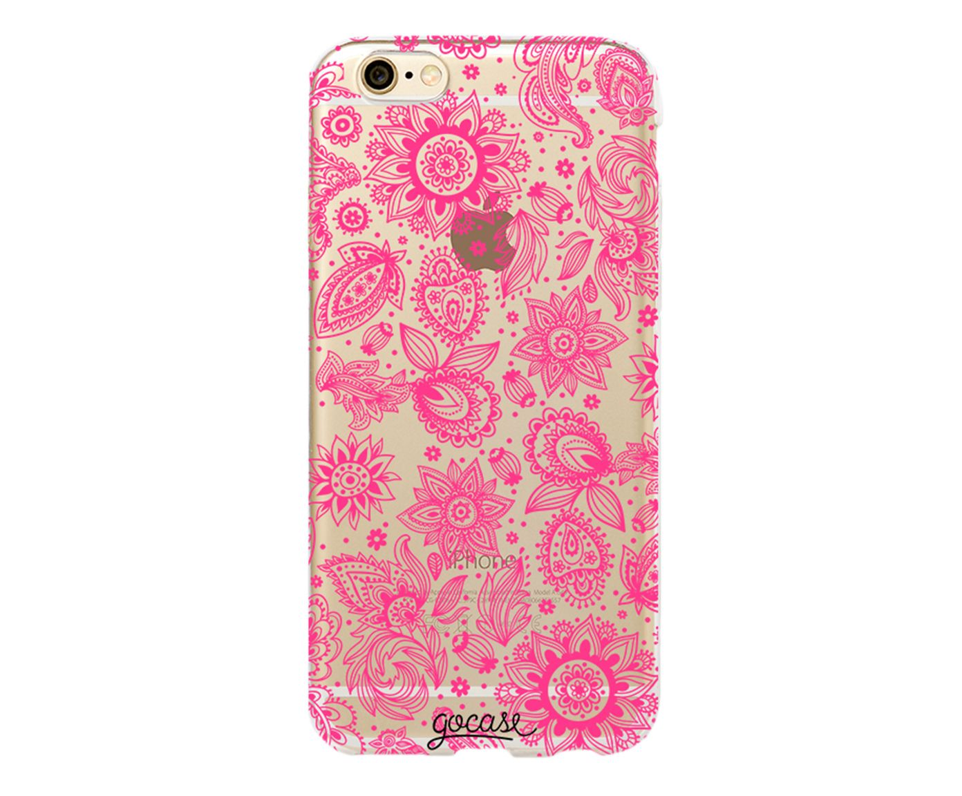 Case Renda Pink - Para iPhone 6 Plus | Westwing.com.br