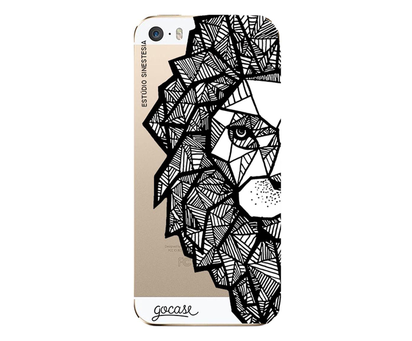 Case Lion - Para iPhone 5C | Westwing.com.br