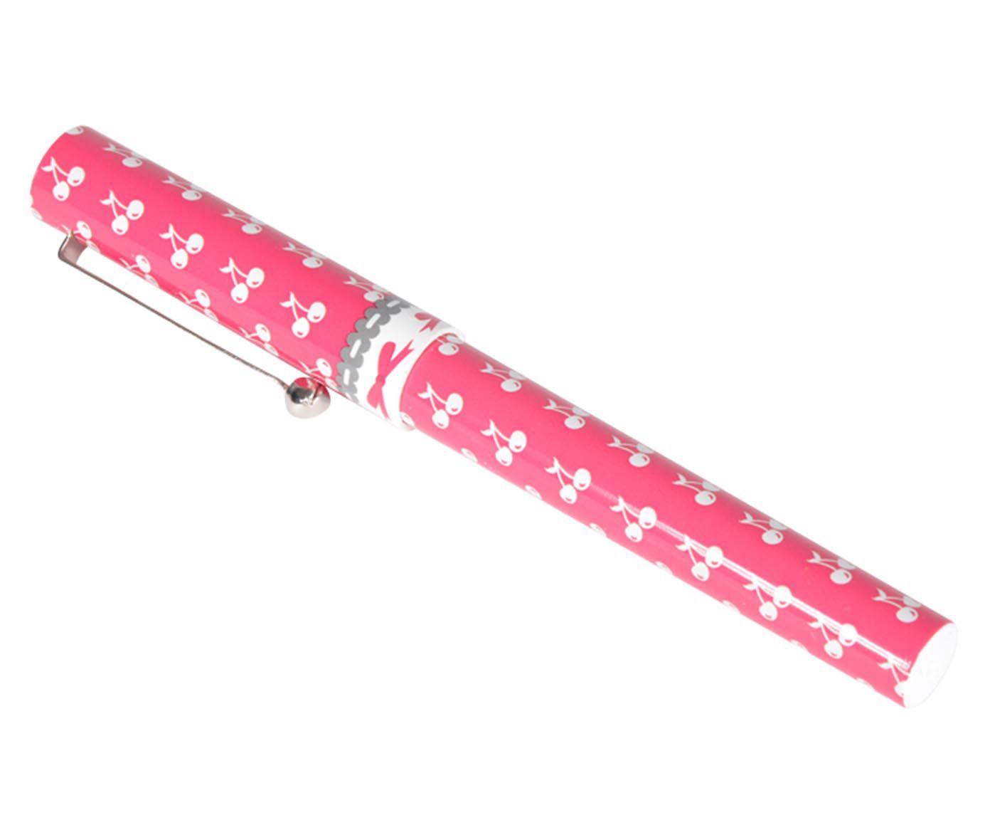 Caneta Cherry - Rosa   Westwing.com.br