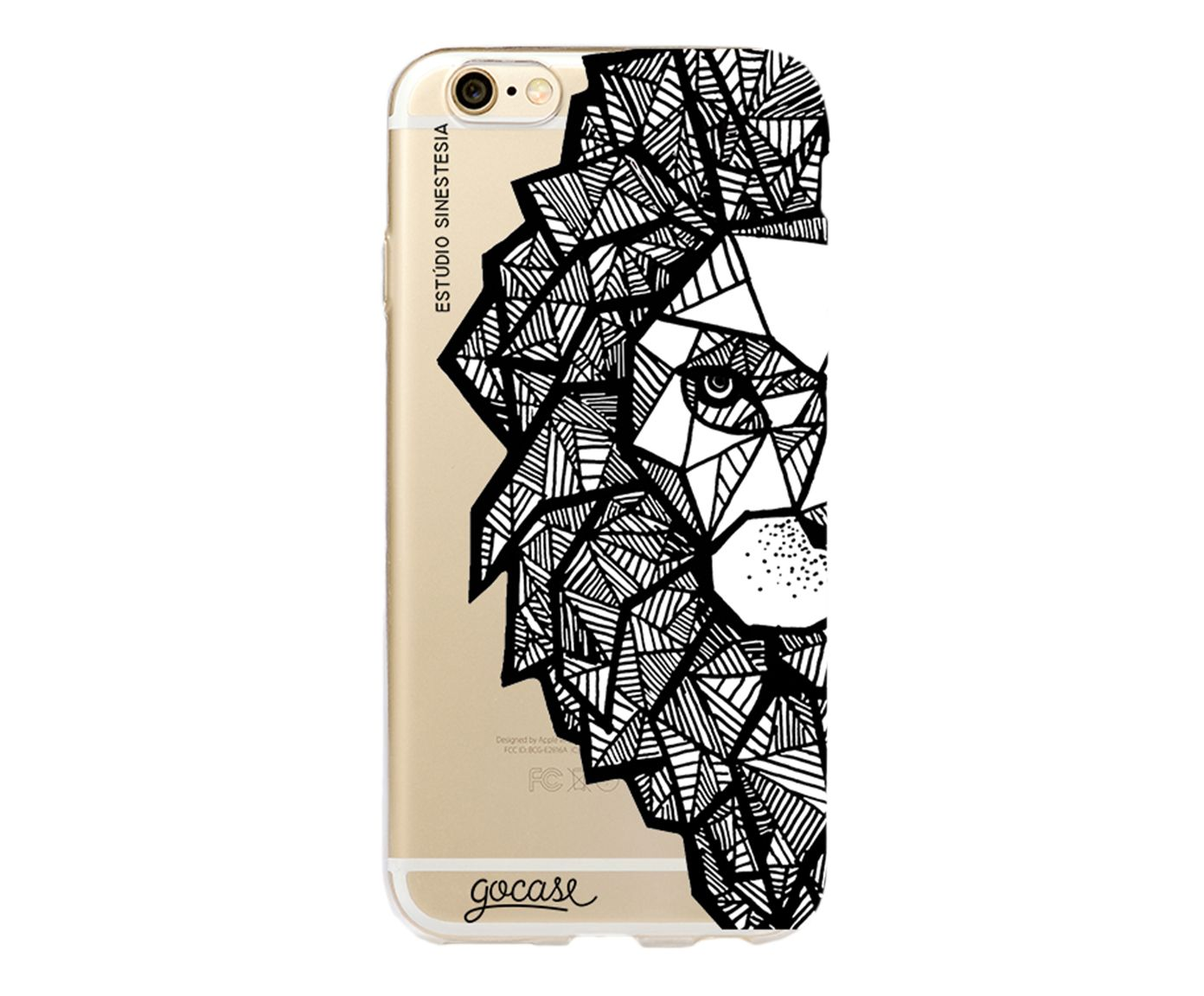 Case Lion - Para iPhone 6/6S | Westwing.com.br