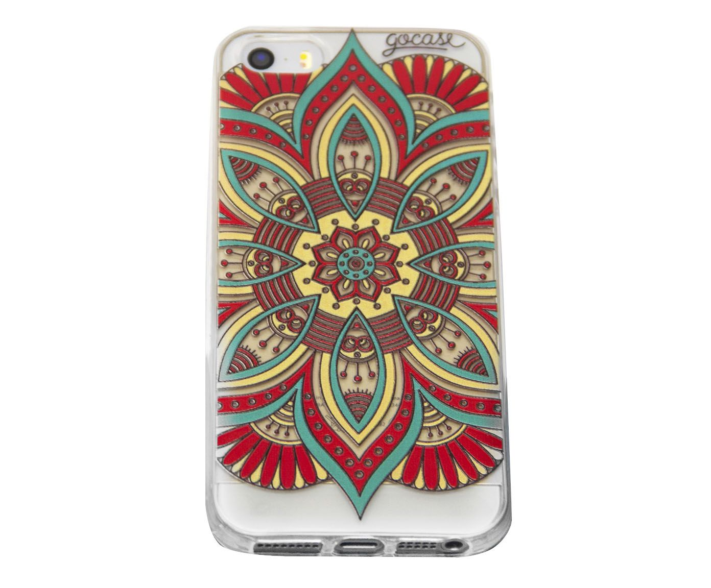 Case Red Mandala - Para iPhone 4/4S   Westwing.com.br