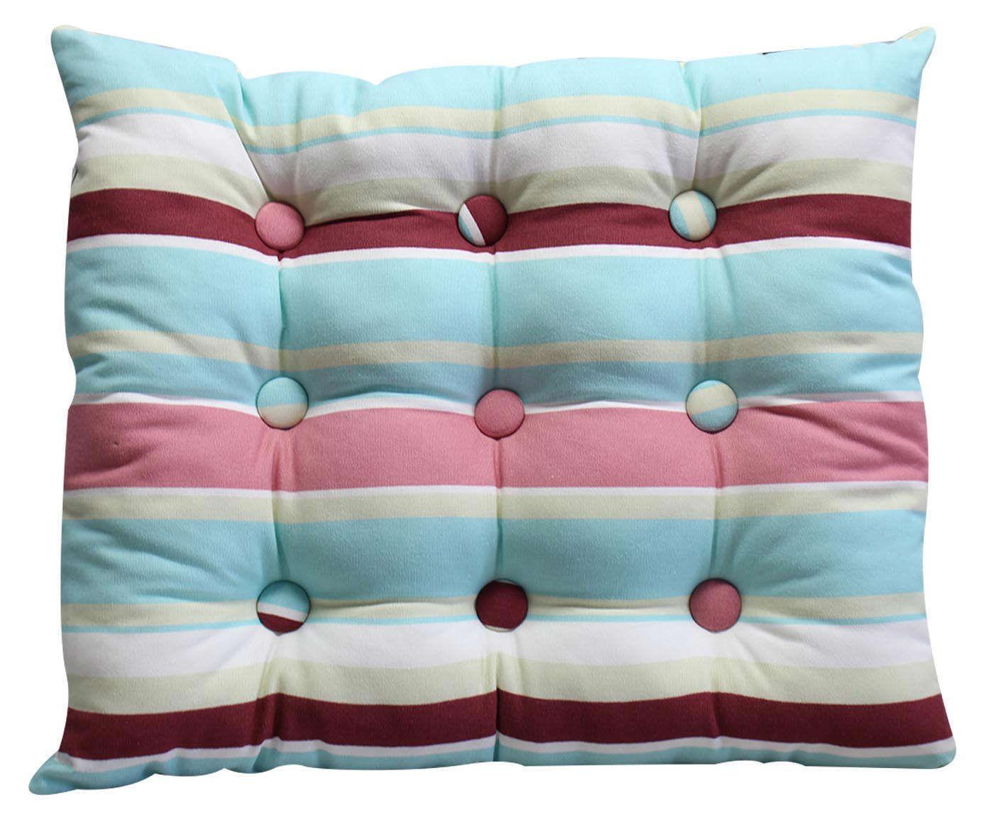 Almofada Zabuton Stripes - 40x50cm   Westwing.com.br