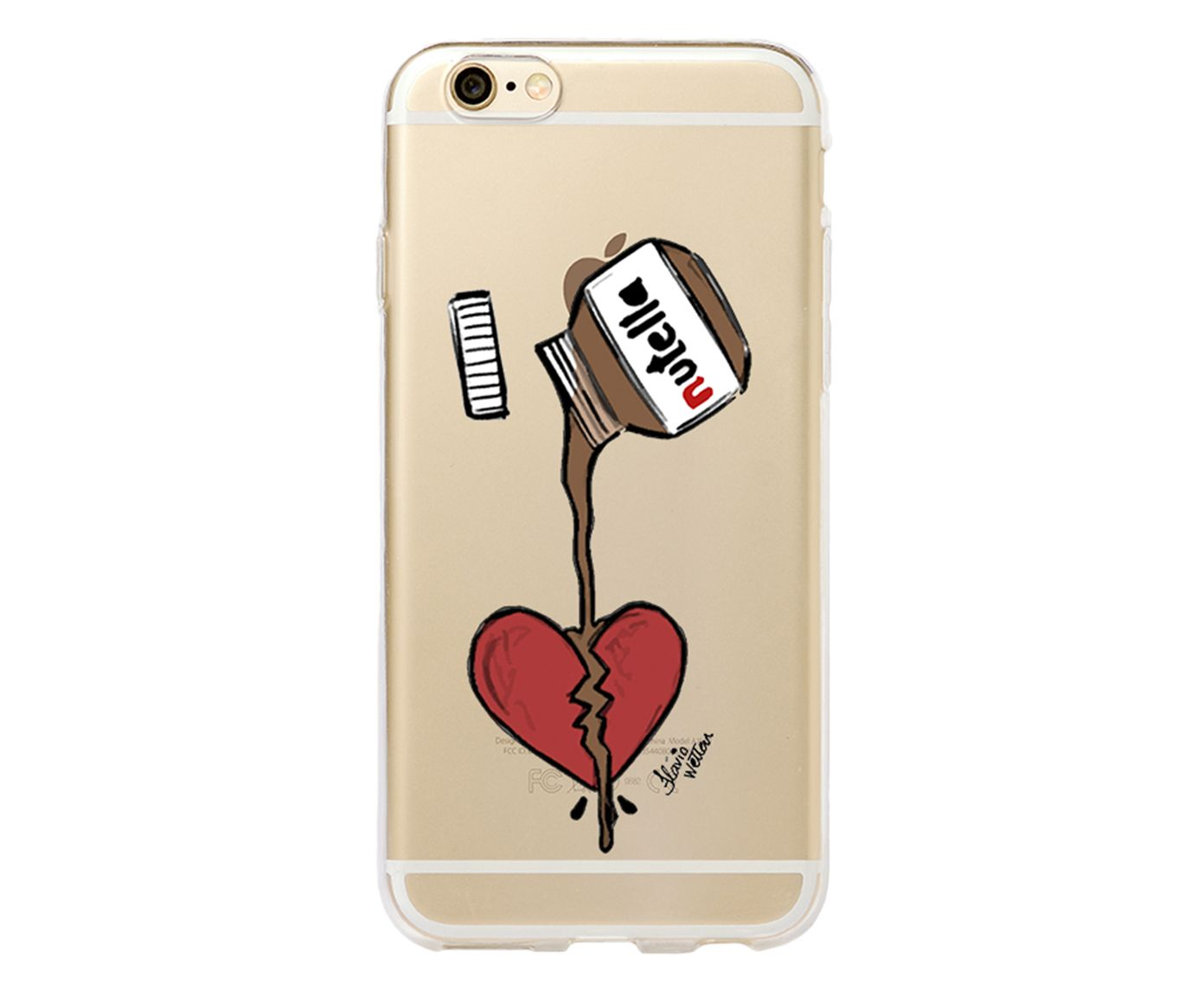 Case Nutella - Para iPhone 6 Plus | Westwing.com.br