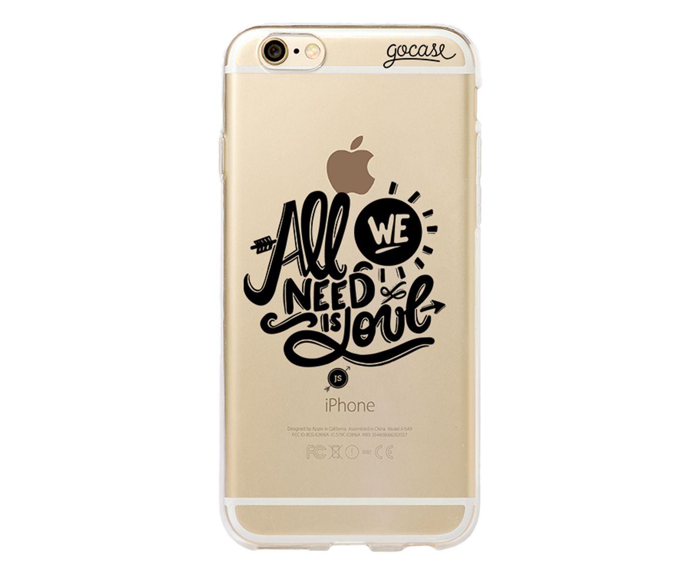 Case É Amor - Para iPhone 6 Plus   Westwing.com.br