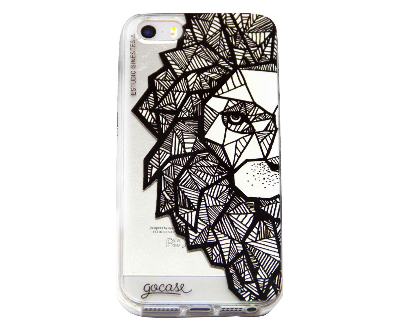 Case Lion - Para iPhone 4/4S | Westwing.com.br