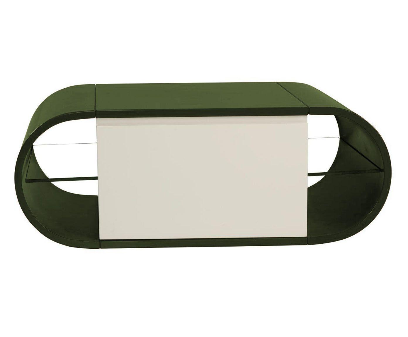 Balcão Wish - Verde Musgo   Westwing.com.br