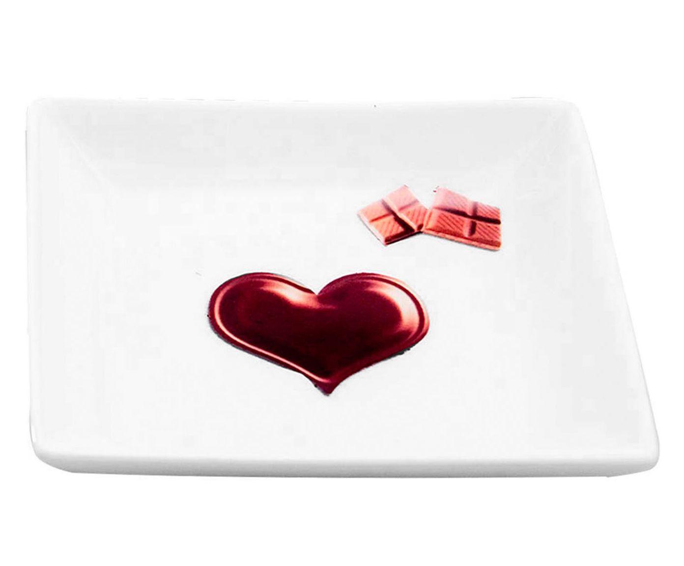 Petisqueira Heart & Chocolats | Westwing.com.br