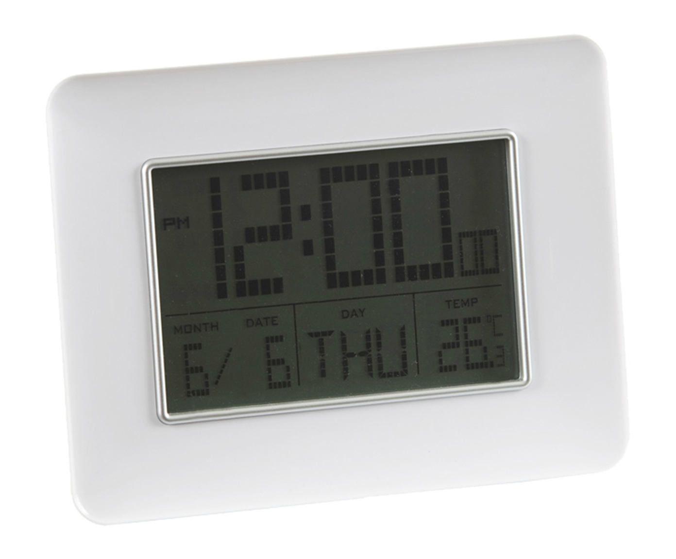 Relógio Despertador Frame - Branco | Westwing.com.br