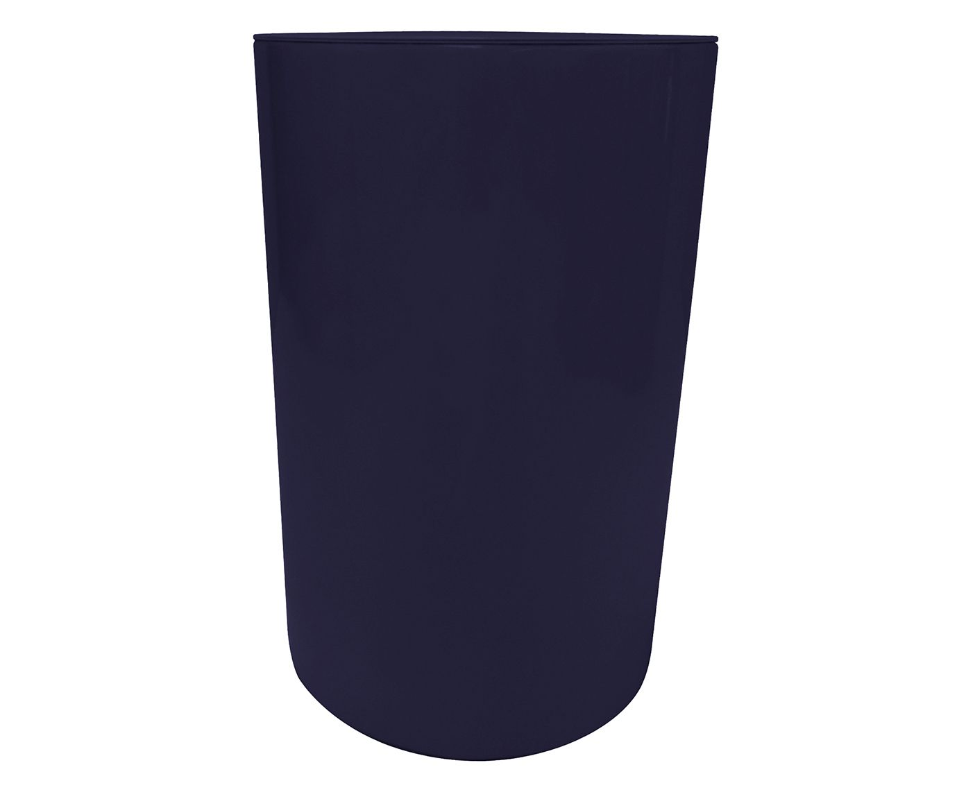 Mesa Lateral Baril - Jeans | Westwing.com.br
