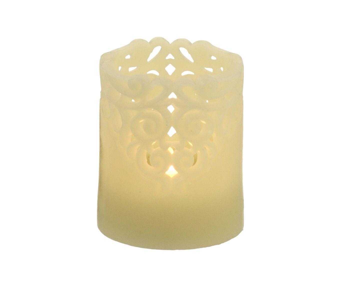 Vela de Led Romantic - 9,5cm | Westwing.com.br