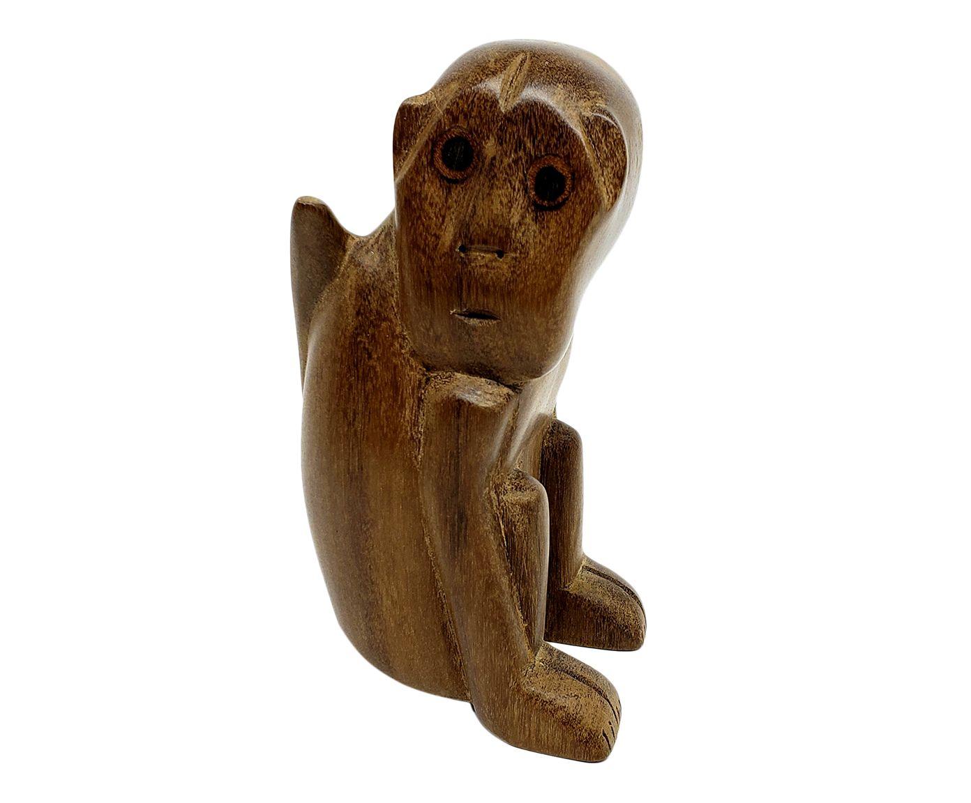 Escultura Macaco - 15cm | Westwing.com.br