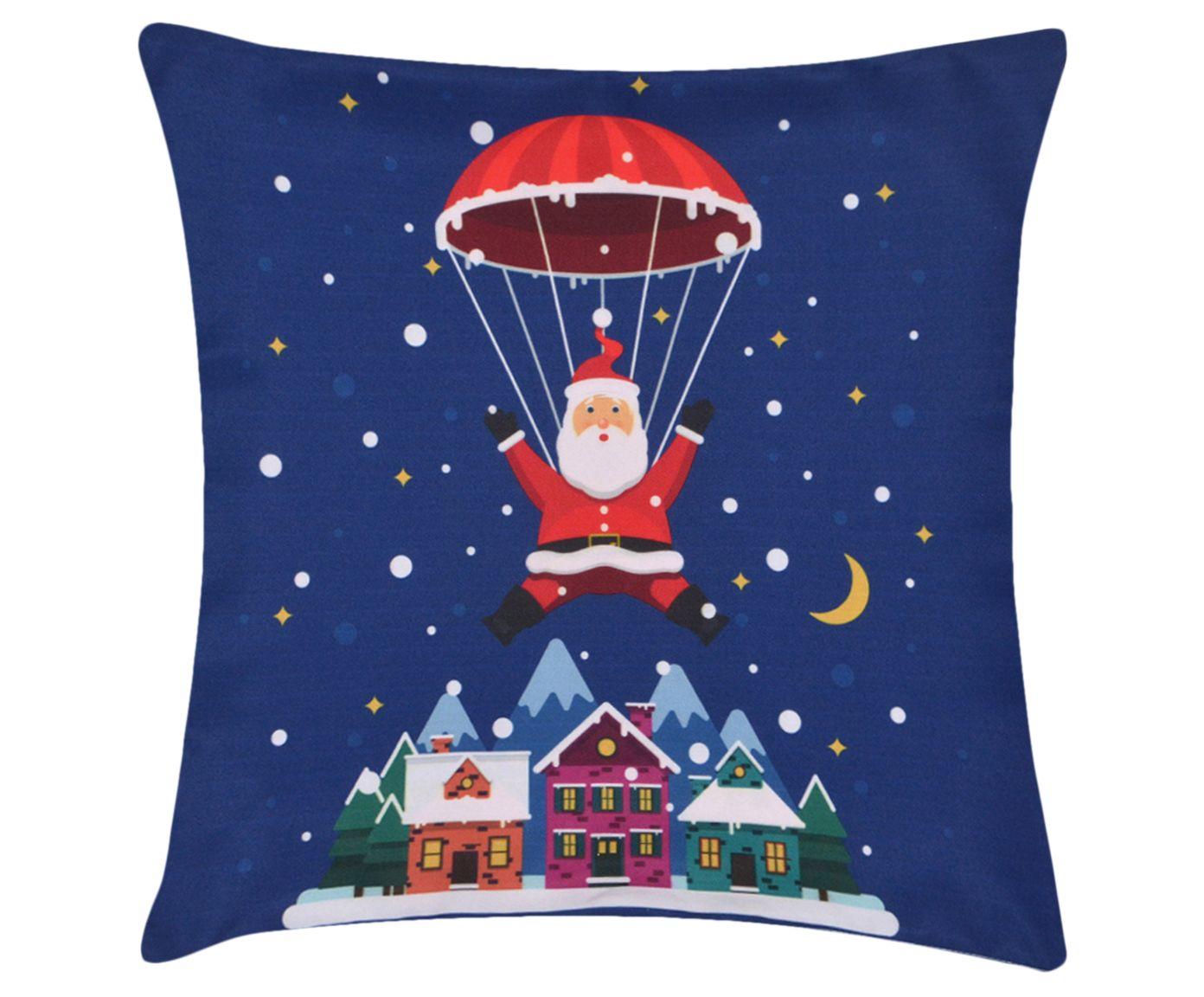 Capa de Almofada Noel de Paraquedas - 45X45cm   Westwing.com.br