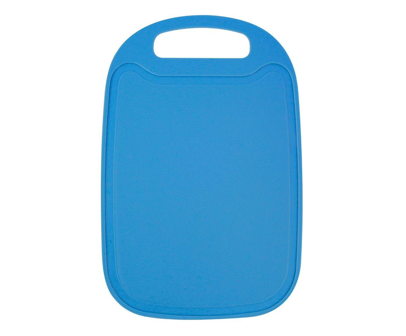 Tábua de Corte Wonderful Azul - 32,5X0,4X22cm   Westwing.com.br