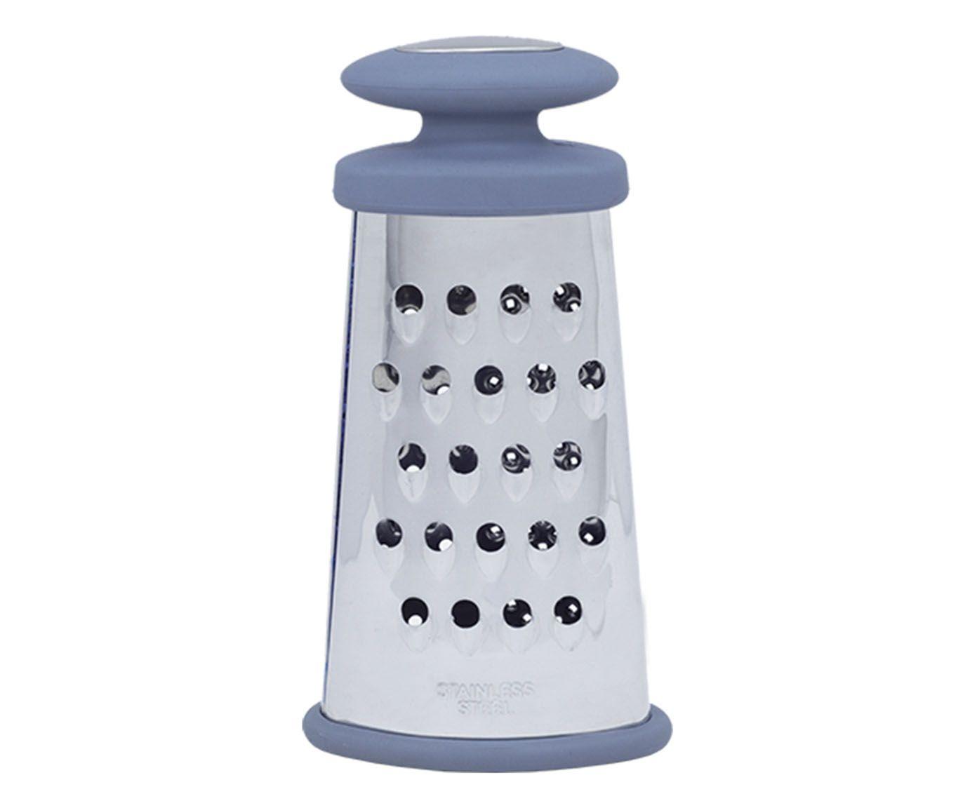 Ralador em Inox Sweet Azul - 8X15,5cm | Westwing.com.br