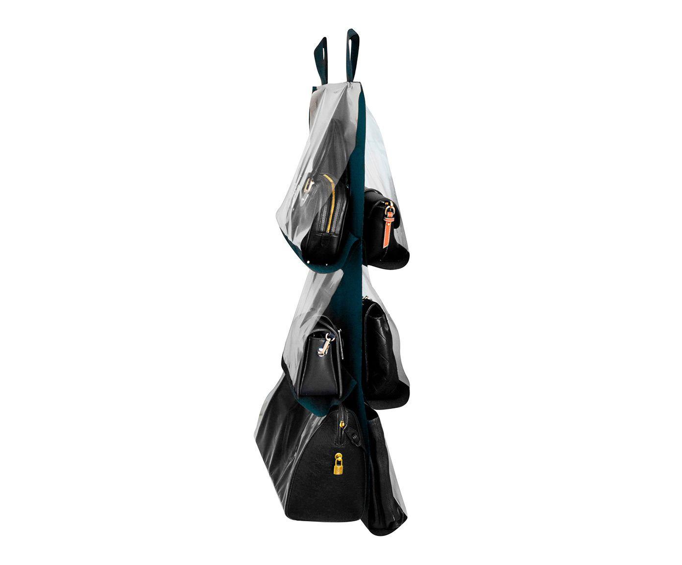 Organizador para Bolsas Azul - 38X87cm | Westwing.com.br
