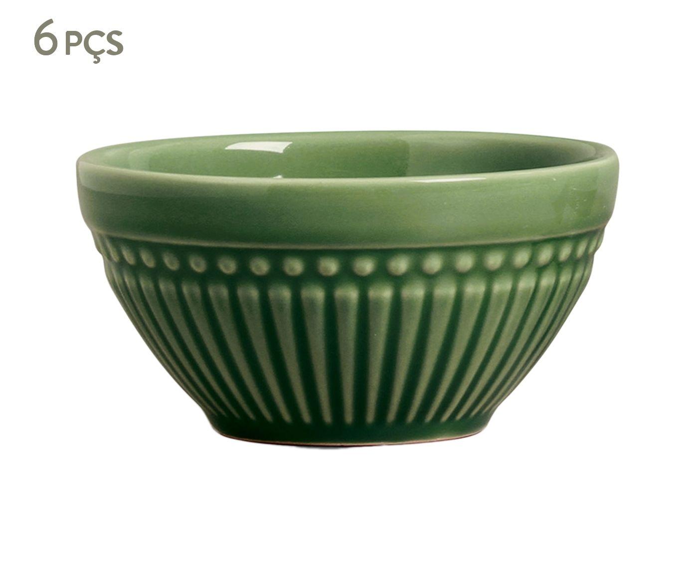 Jogo de Bowls Roma Verde Sálvia - 445ml | Westwing.com.br