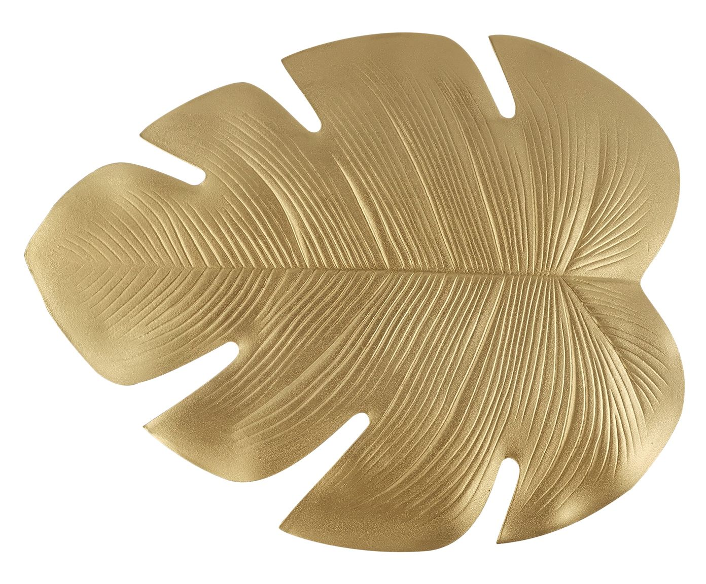 Lugar Americano Metallic Leaf - 37X45,3cm   Westwing.com.br