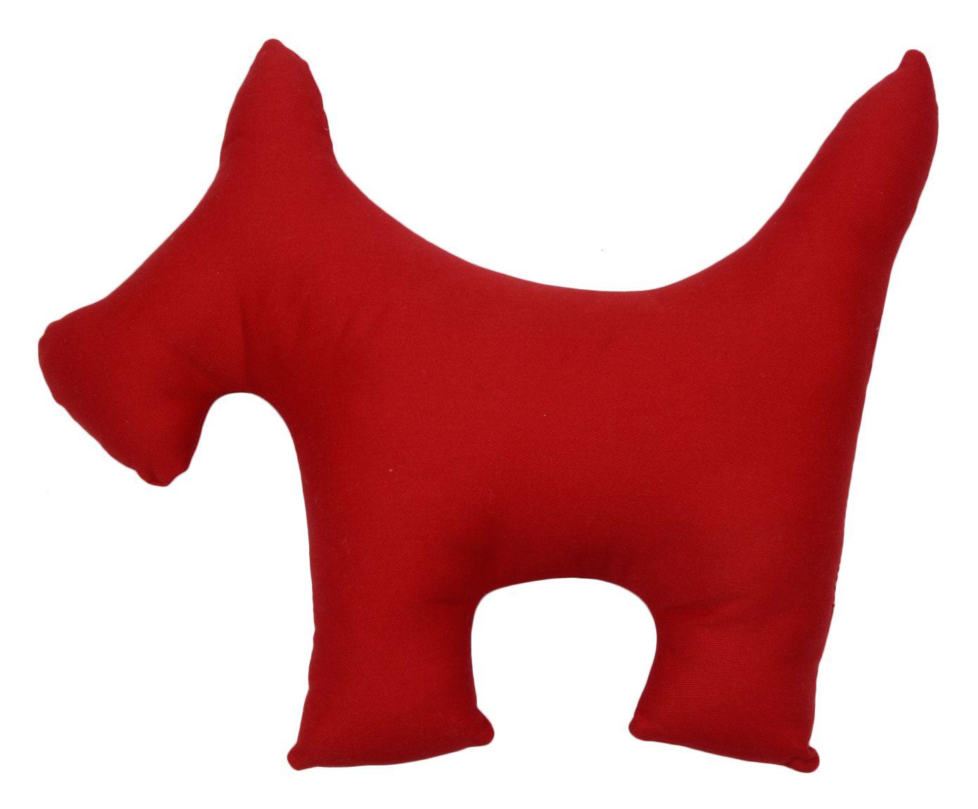 Almofada Rodolfo Vermelha - 50x40cm | Westwing.com.br
