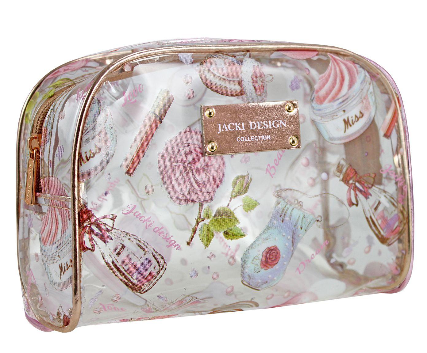 Nécessaire Celia Dourada - 22X7,5cm | Westwing.com.br