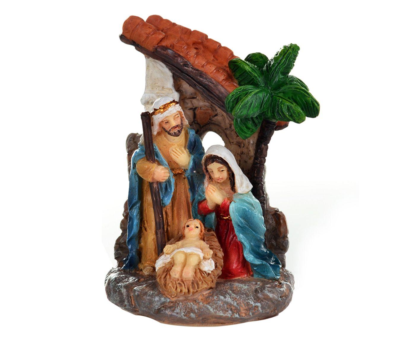 Enfeite Sagrada Família Baila- 5X3,5cm | Westwing.com.br