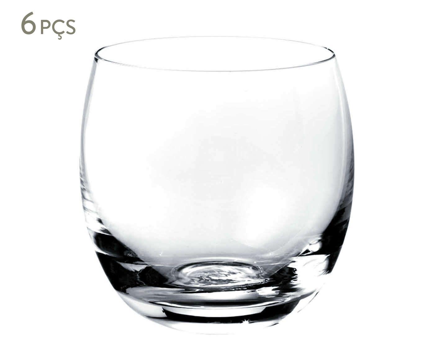 Jogo de Copos para Whisky Óptic - 300ml | Westwing.com.br