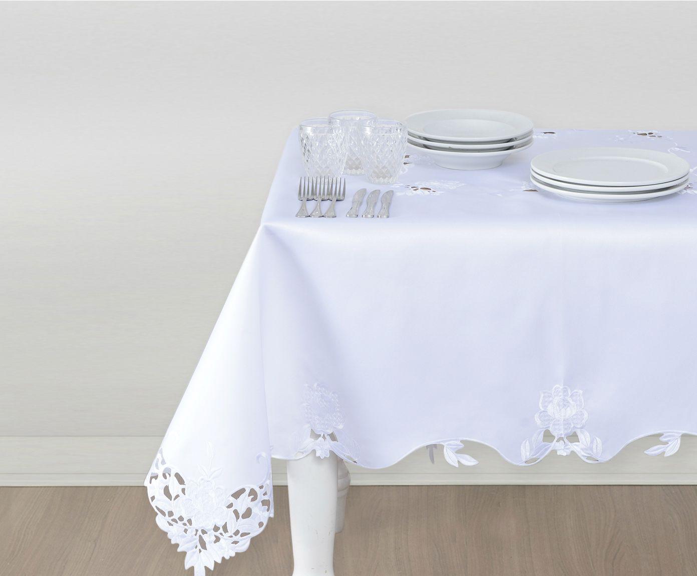 Toalha de Mesa Selena - 180X270cm | Westwing.com.br