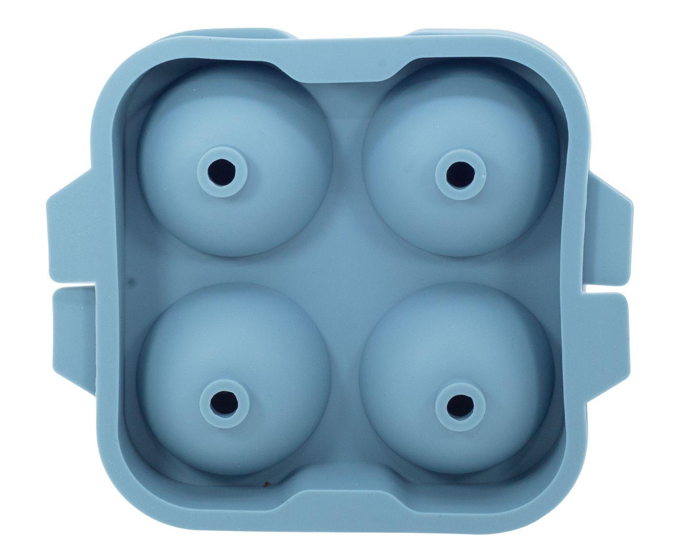 Forma para Gelo Esférico Prudent Azul - 14X11,8cm | Westwing.com.br