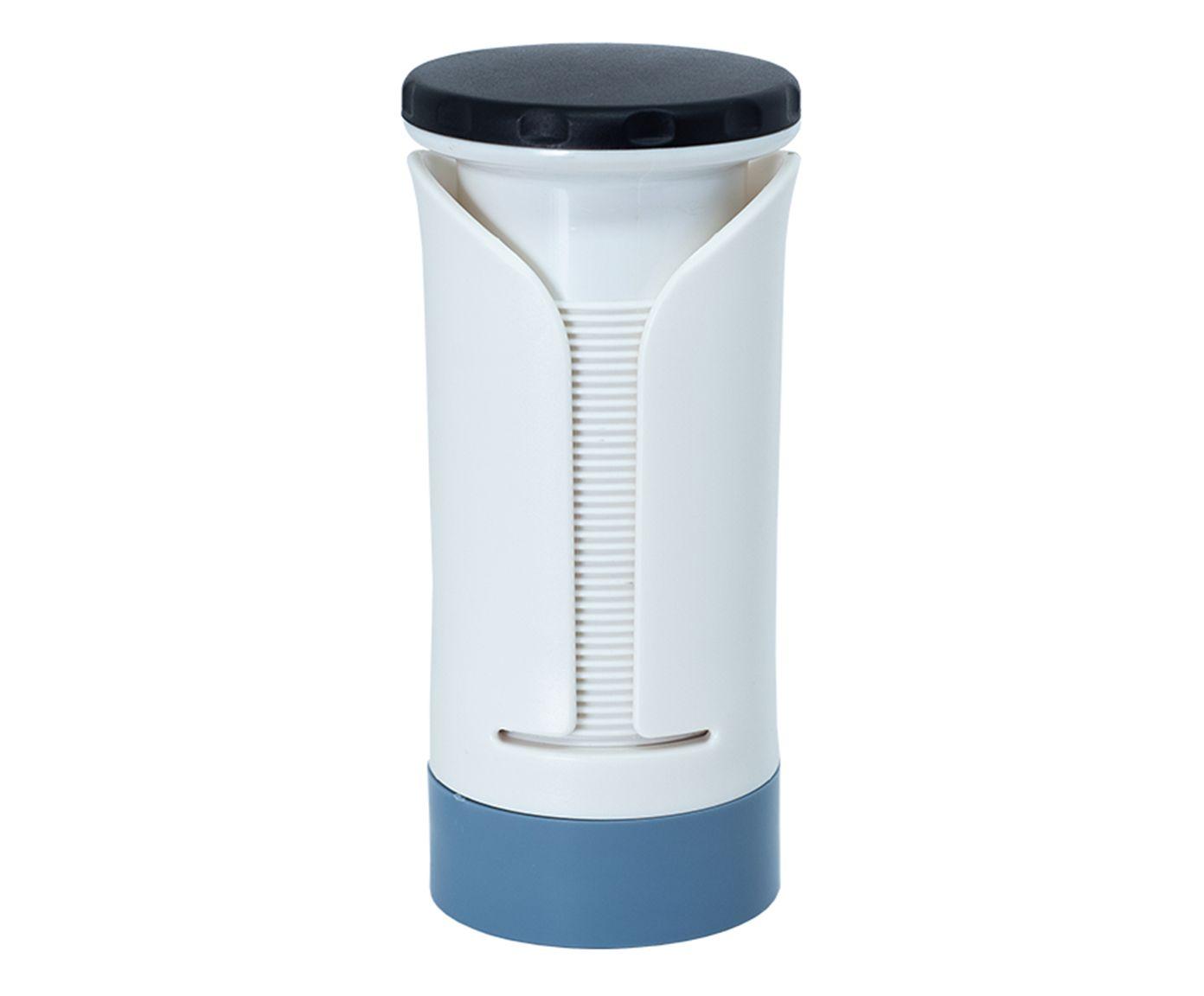 Espirilizador de Vegetais em Inox Charismatique Azul - 14,2X6,7cm | Westwing.com.br