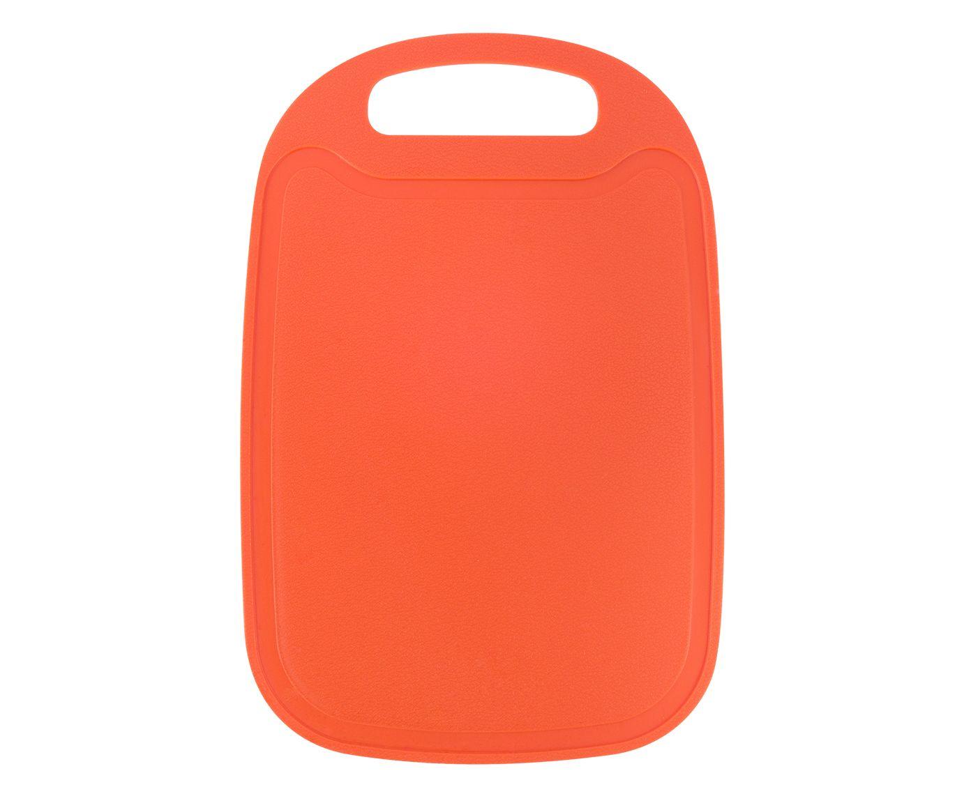 Tábua de Corte Wonderful Laranja - 32,5X0,4X22cm | Westwing.com.br