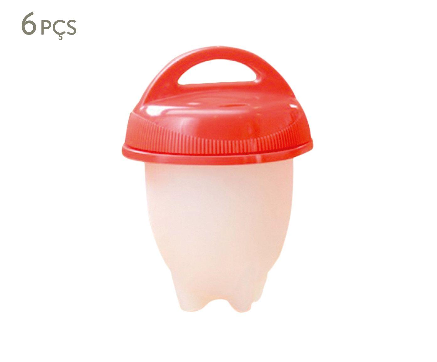 Jogo de Cozedores para Ovos Simple - 6,2X9cm | Westwing.com.br