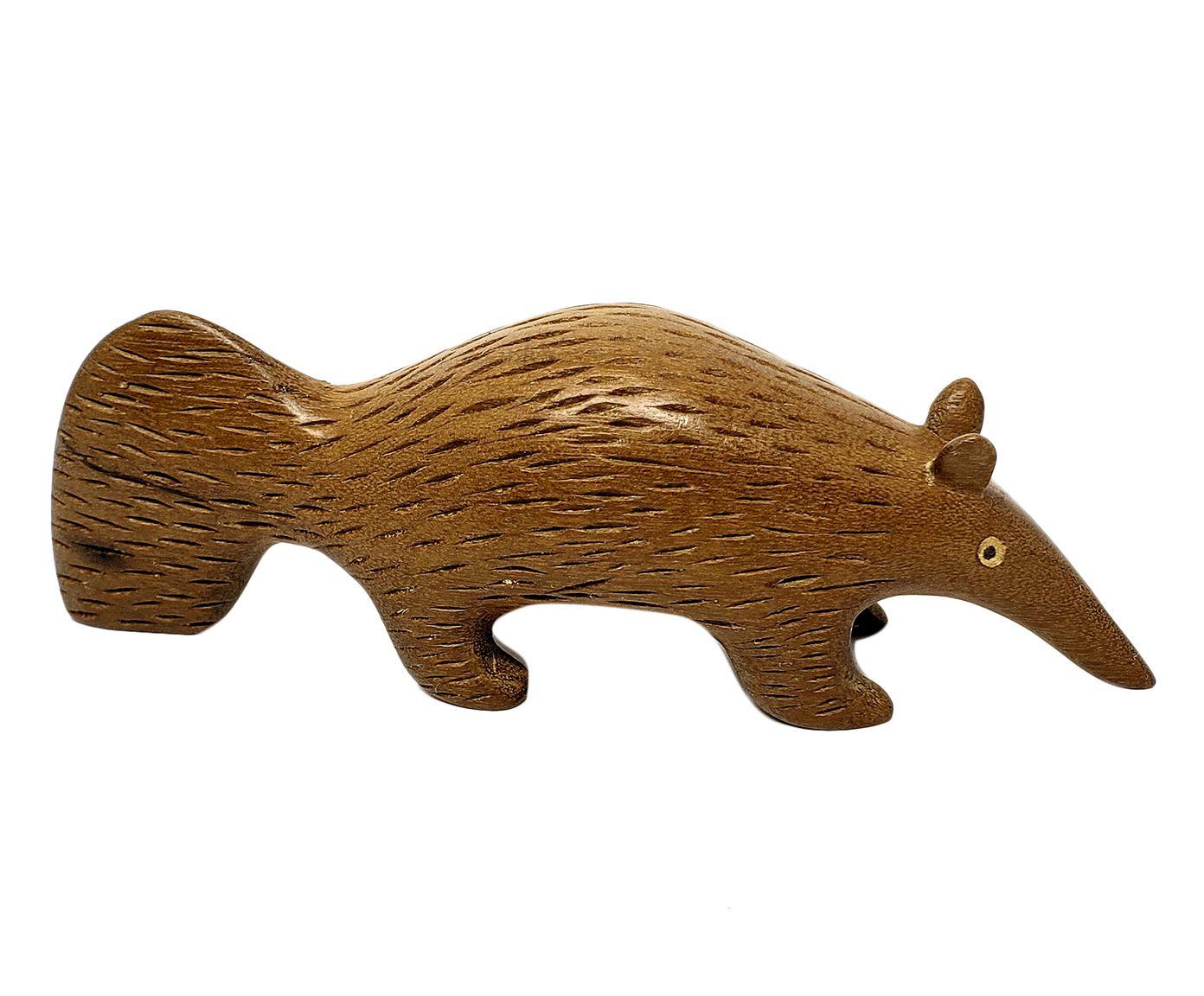 Escultura Tamanduá - 15cm   Westwing.com.br