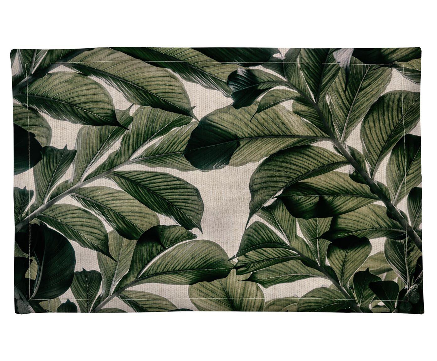 Lugar Americano em Linho Misto Pearlie - 37X50cm   Westwing.com.br