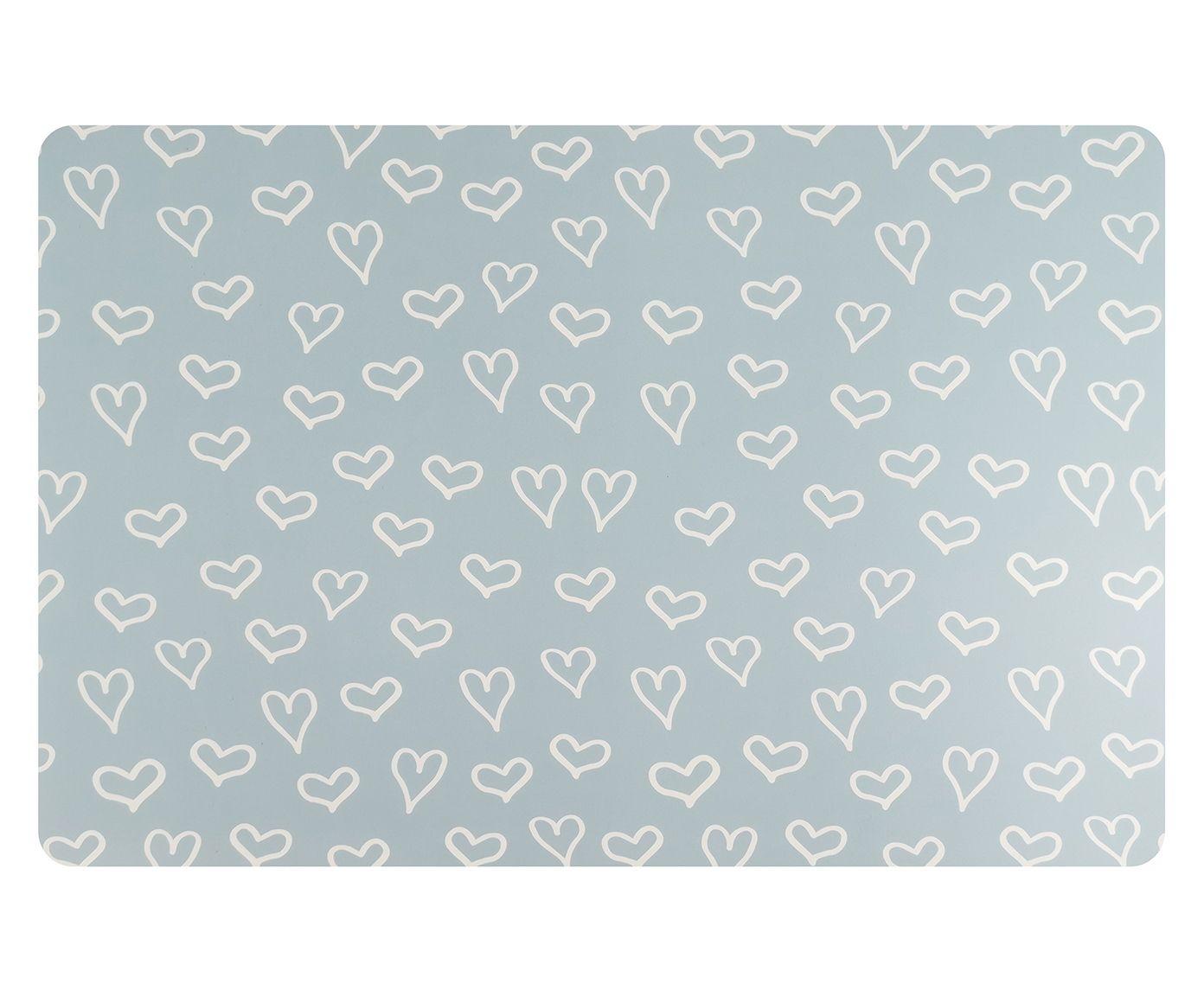 Lugar Americano Hearts - 28X43,5cm | Westwing.com.br