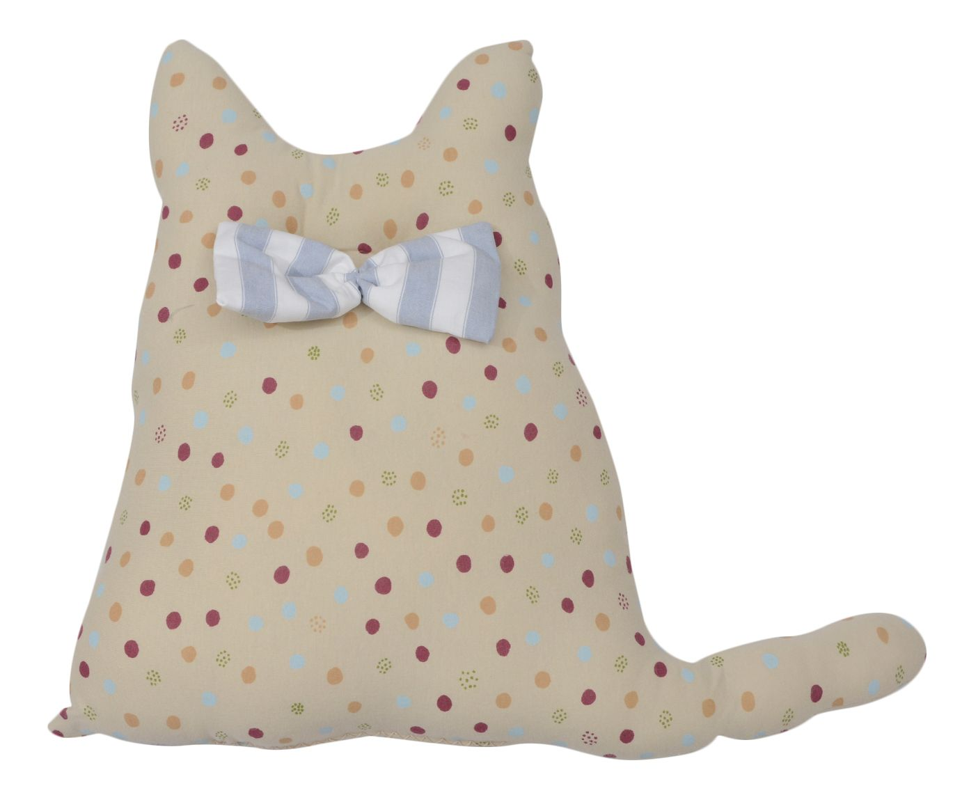 Almofada Cat Points Bege - 50x40cm | Westwing.com.br
