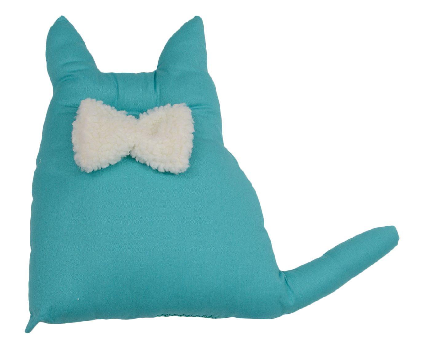 Almofada Cat Charm Tiffany - 50x40cm | Westwing.com.br