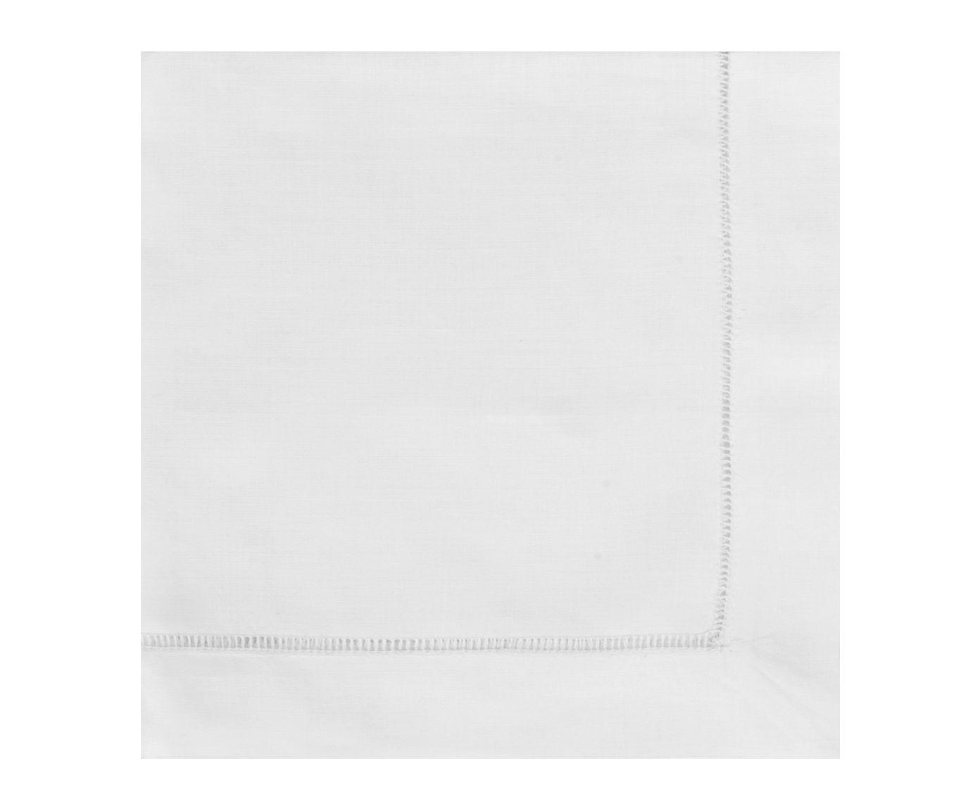 Jogo de Guardanapos Line Branco - 45x45cm   Westwing.com.br