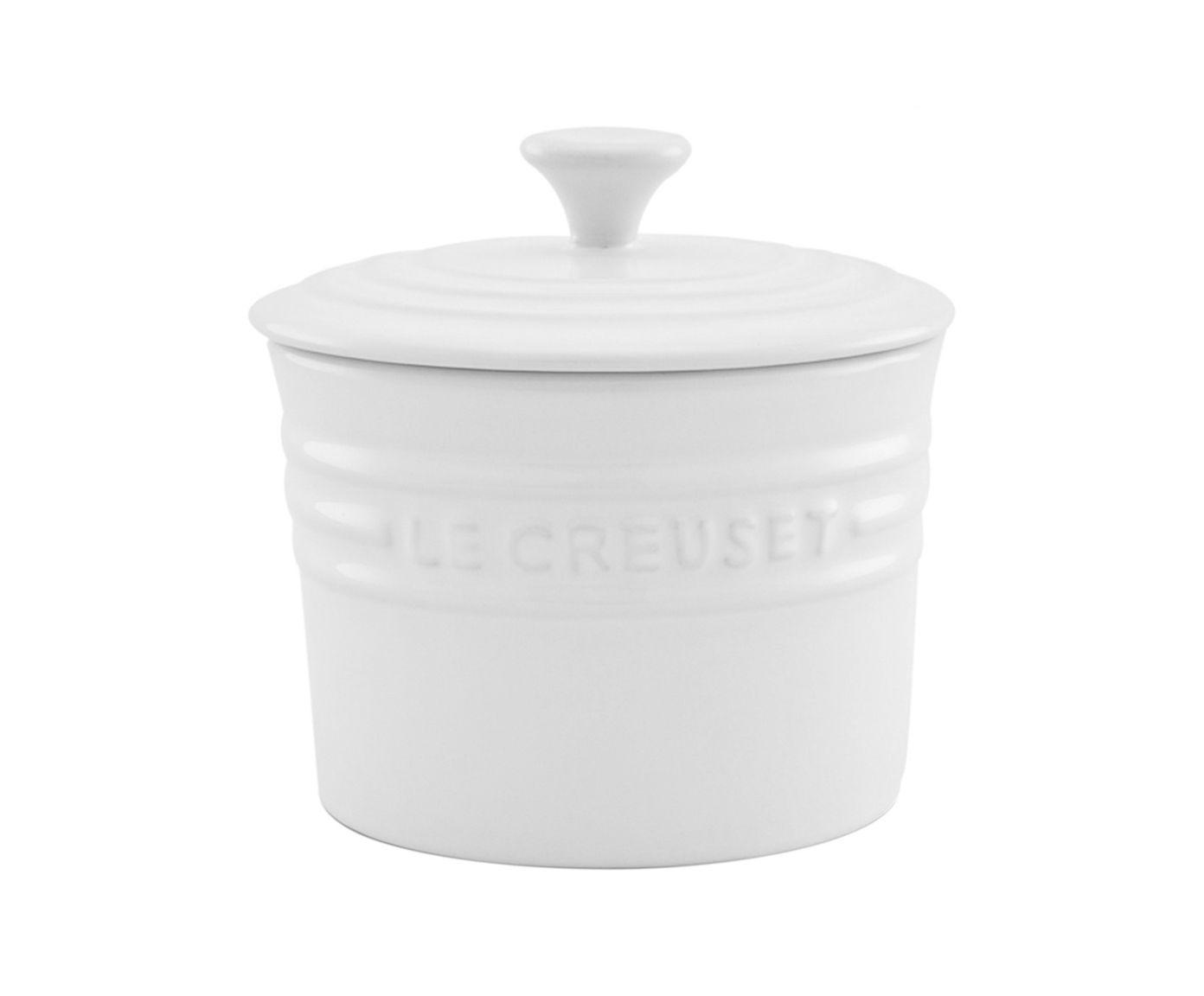 Pote para Condimentos Branco - 800ml   Westwing.com.br