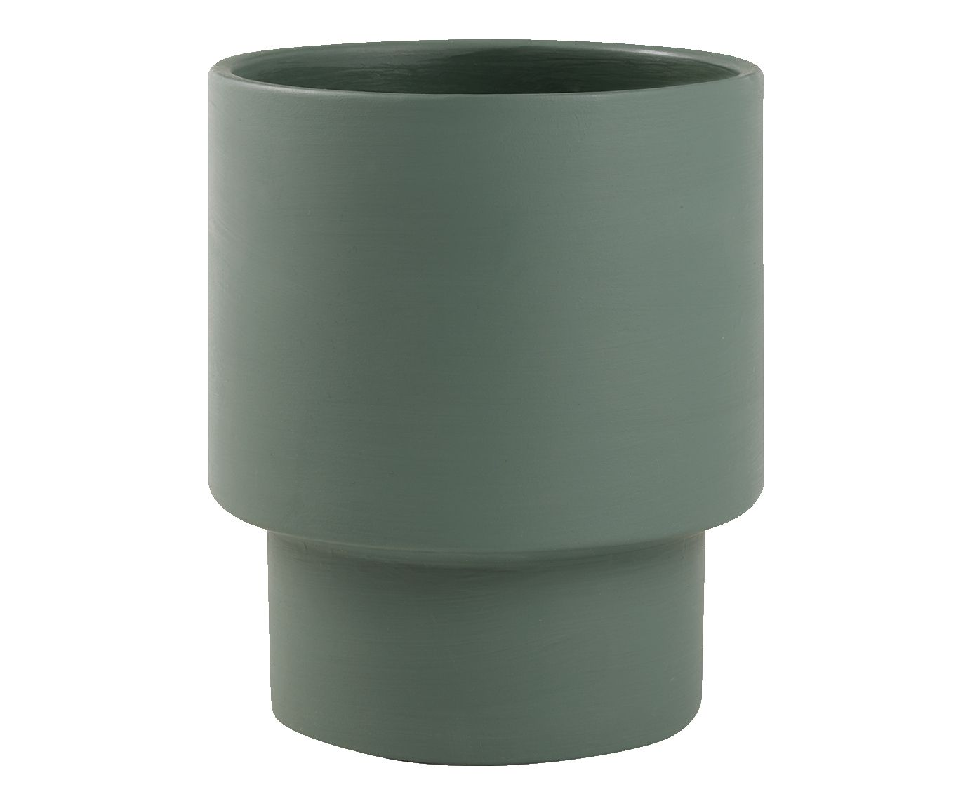 Vaso Antlia Verde - 17cm   Westwing.com.br