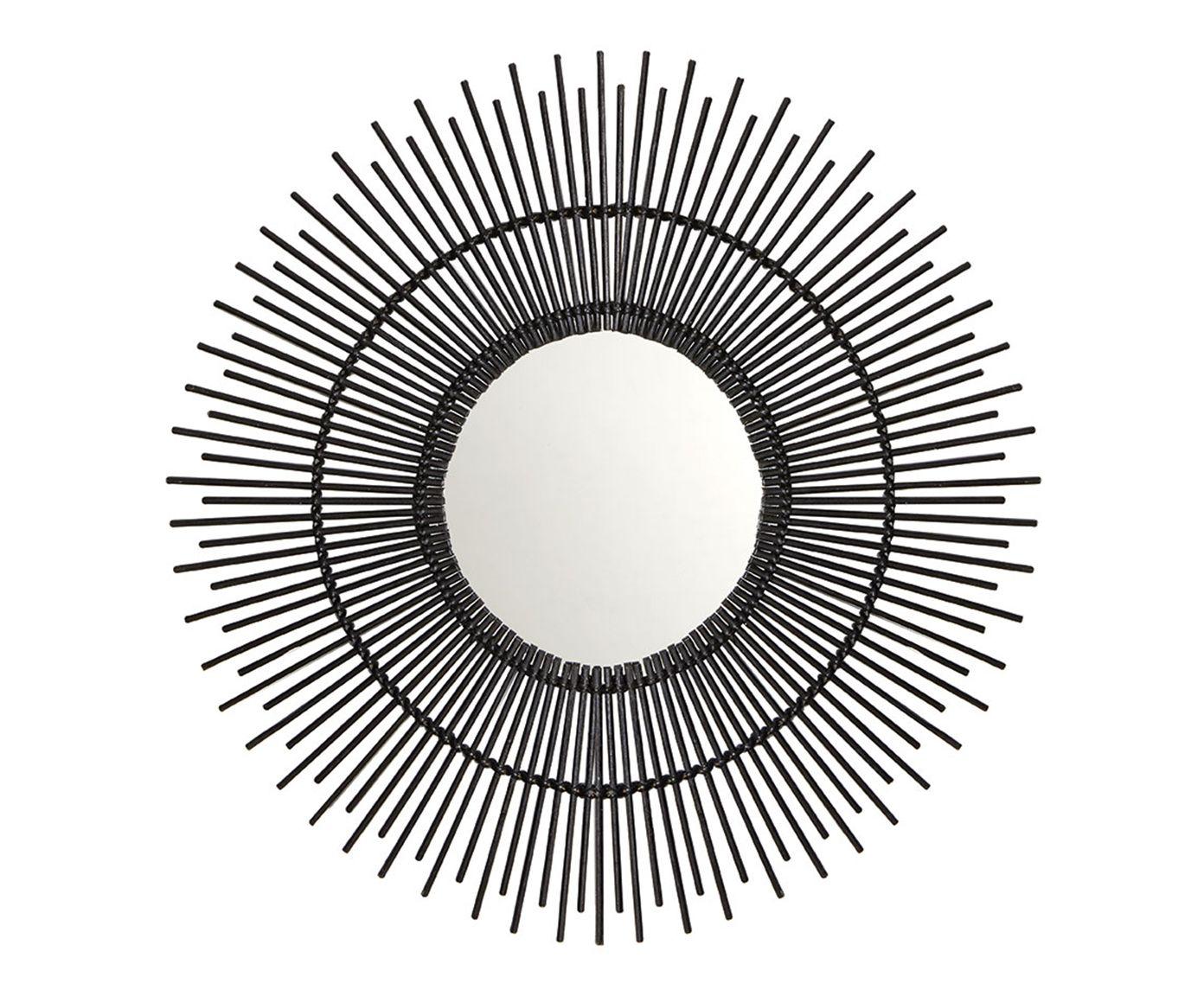 Espelho Seli Preto | Westwing.com.br