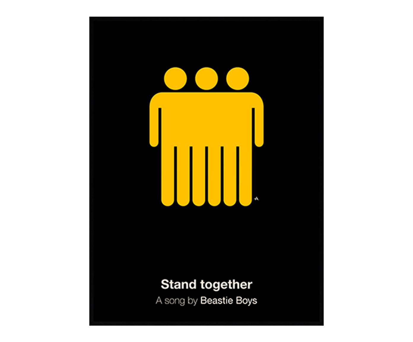 Quadro Stand Together - 31X41cm | Westwing.com.br