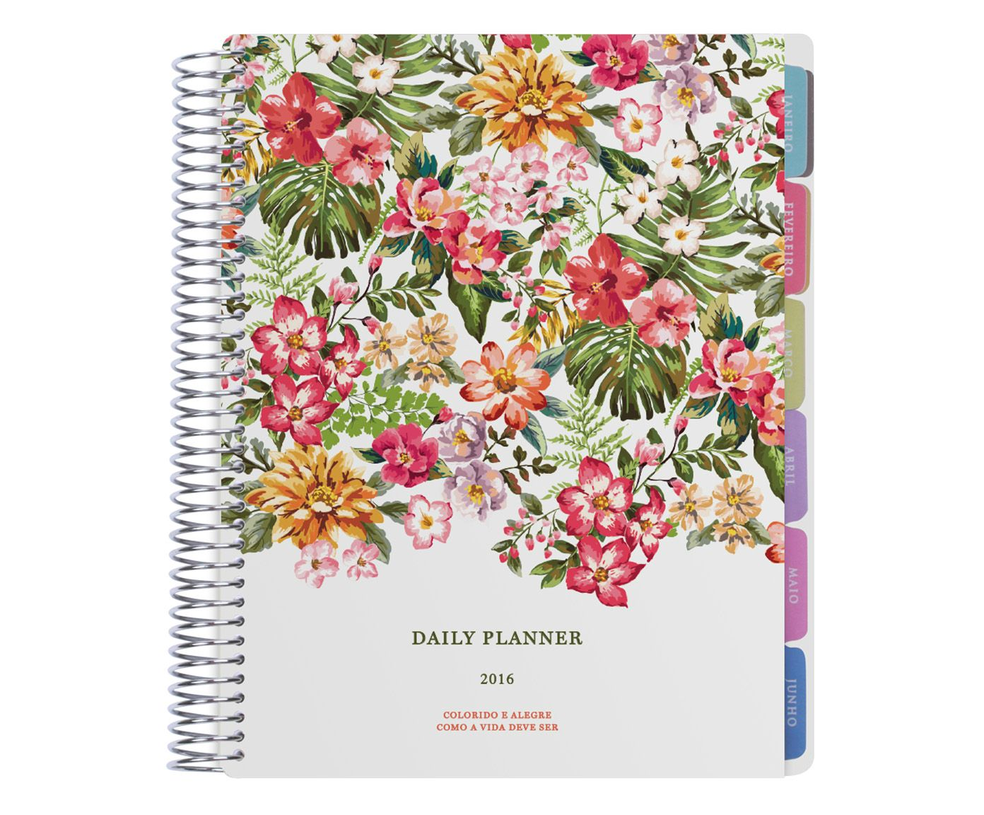 Daily Planner Ladylike - 21x23,5cm   Westwing.com.br