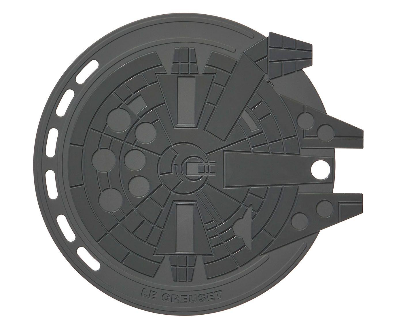Suporte Millenium Falcon Star Wars - 20cm | Westwing.com.br
