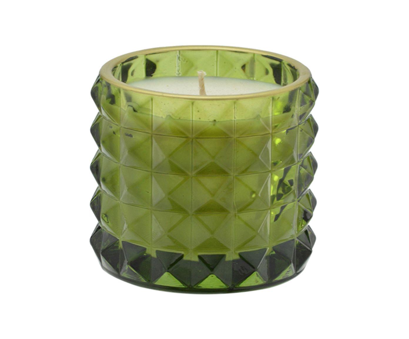 Vela Kinikli Verde - 07cm | Westwing.com.br