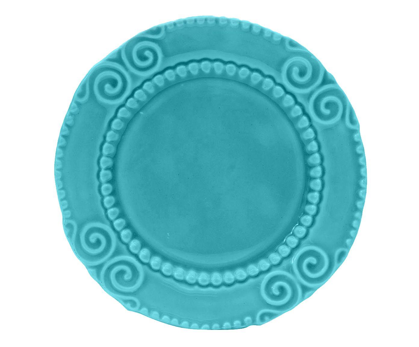 Prato para Sobremesa Aruba   Westwing.com.br