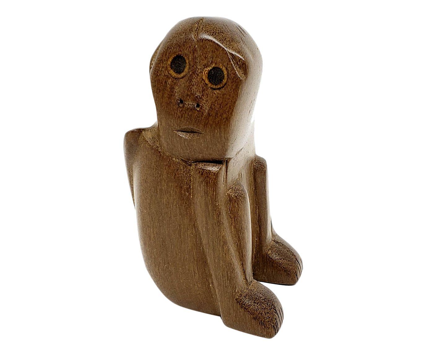 Escultura Macaco - 10cm   Westwing.com.br