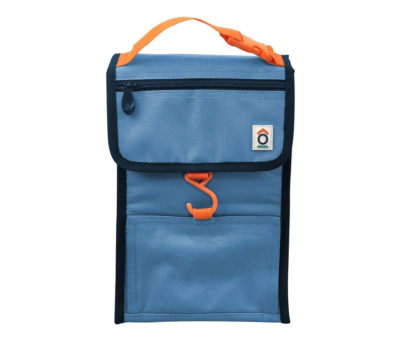 Bolsa Térmica Congelável Duplex Doux Azul - 6L   Westwing.com.br