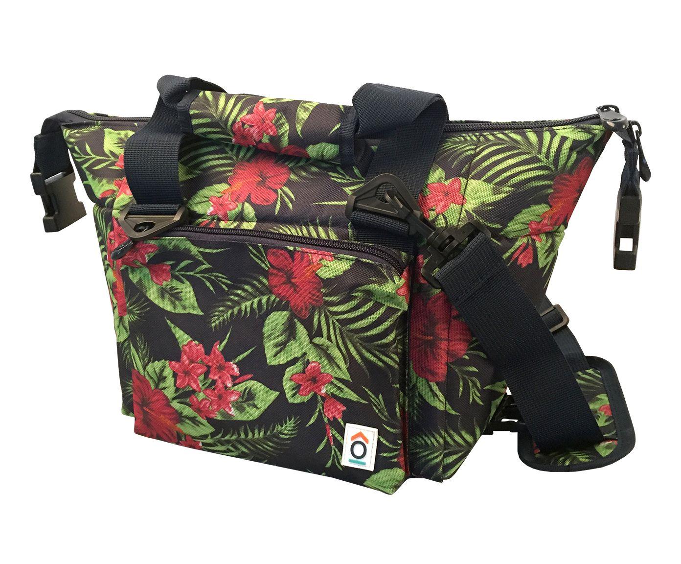 Bolsa Térmica Floral - 25X17,8X17,8cm | Westwing.com.br